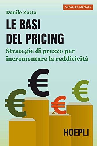 Le basi del pricing. Strategie di prezzo per incrementare la redditività