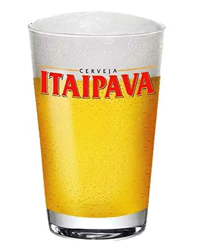 Copo Caldereta De Vidro Cerveja Itaipava 300ml