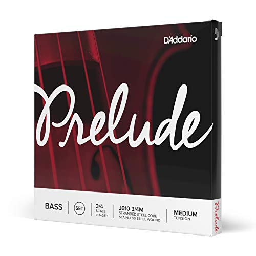 D'Addario  / Prelude コントラバスセット弦