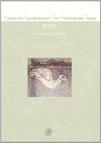 Notiziario della Soprintendenza per i Beni Archeologici della Toscana (2007) (Vol. 3)