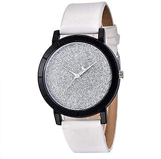 Xieifuxixxxnnssb women's watches Women's Watches Moon Pointer Cool Design Fashion Ladies Quartz Watch Woman Wristwatch (Co...