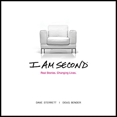 I Am Second audiobook cover art
