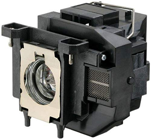 Replacement projector lamp ELPLP67 / V13H010L67 WITH HOUSING for Epson EB S12 / EB W12 / EX3210 / EX5210 / EX7210 / Powerlite 1221 / Powerlite 1261W / Powerlite S11 / Powrelite X12 / V11H433020 / VS210 / VS310 / VS315W Projectors