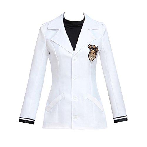 CosplayDiy Men's Coat&Shirt for Mystic Messenger Zen Cosplay L