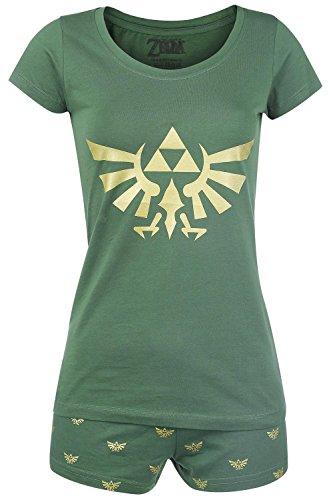 Meroncourt Zelda Hyrule Nightwear...