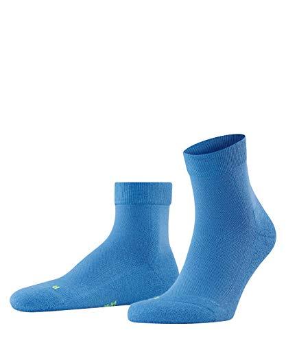 FALKE Unisex Cool Kick Lässige Socken, blau (Ribbon Blue 6318), 46-48 (UK 11-12.5 Ι US 12.5-13.5)