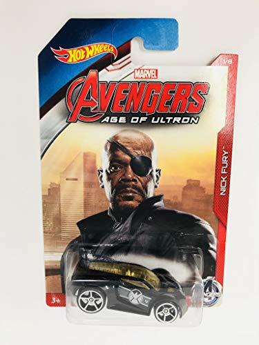 Hot Wheels Avengers Age of Ultron 1/8 Nick Fury Ultra Rage by Hot Wheels