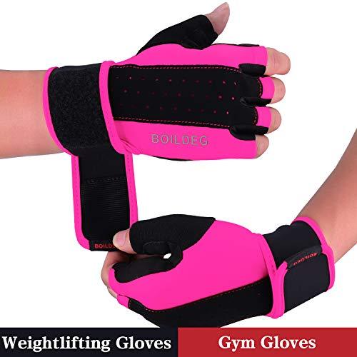 Boildeg | Fitness handschoenen | Trainingshandschoenen | Uniseks | Flexibel