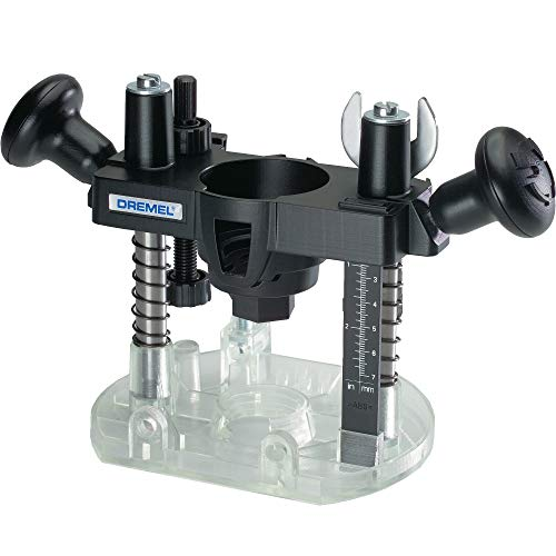Dremel 335-01 Rotary Tool Plunge Router Attachment