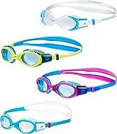 Speedo Futura Flexiseal Biofuse Goggles Junior Blue/purple/mint Junior
