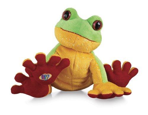 Webkinz Lil' Kinz Tree Frog by Lil Kinz