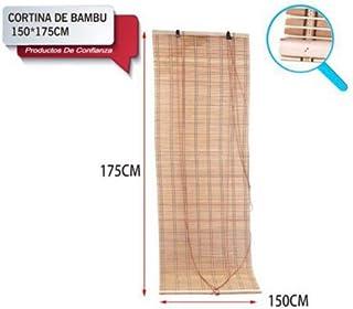 LEYENDAS Estores de Bambú Cortina de Madera Persiana