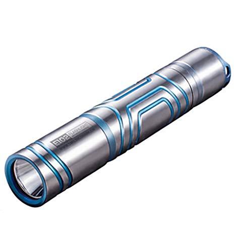 Linterna De Aleación De Titanio De 3000 Lúmenes, Deslumbramiento Foco Súper Brillante LED De Carga Pequeña, Lámpara De Xenón Táctica Portátil De Largo Alcance para Exteriores
