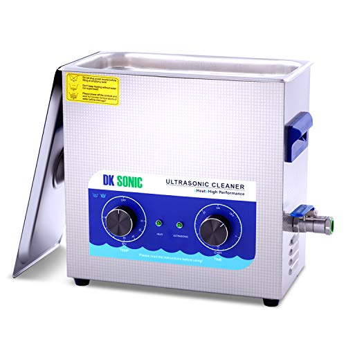 DK SONIC Trade, Industry & Science Laboratory & scientifically Used Products Laboratory Supplies & consumables Laboratory Cleaning Items Ultrasonic Cleaner