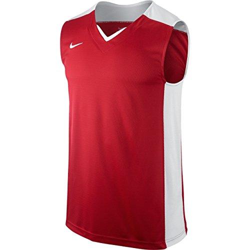 Nike POST UP SLEEVELESS UNIVERSITY RED/WHITE/WHITE, Größe Nike:M