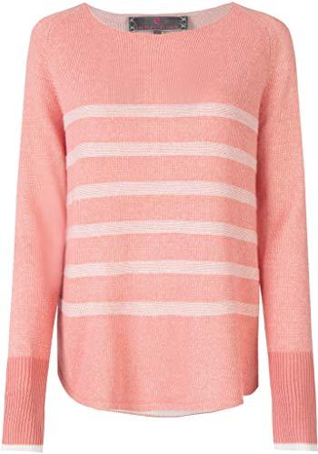 Lieblingsstück Damen Pullover Scoseline L Rose (70) 38