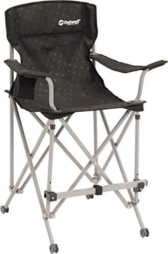 Outwell Monzano Stuhl Kinder Black 2021 Campingstuhl