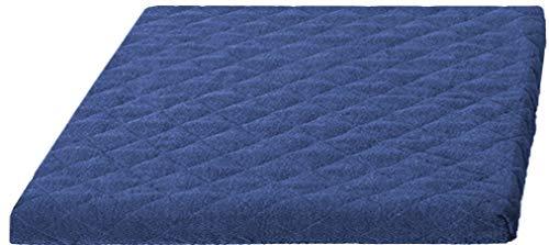 Bestlivings Waschmaschinenbezug (Blau) 60x60cm, Trocknerbezug in vielen vers. Farben