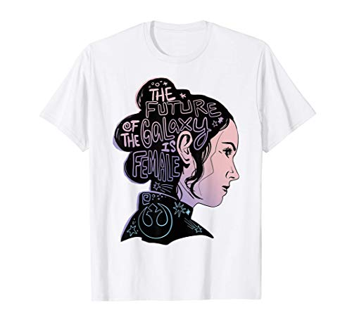 Rey Future Is Female Girl's T-Shirt