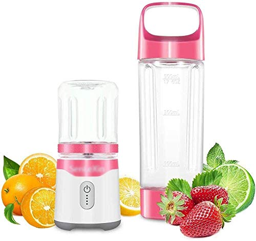 Lowest Price! Centrifugal Juicer,Portable Blender / 2 FDA Approved Water Cups/Personal Electric USB ...