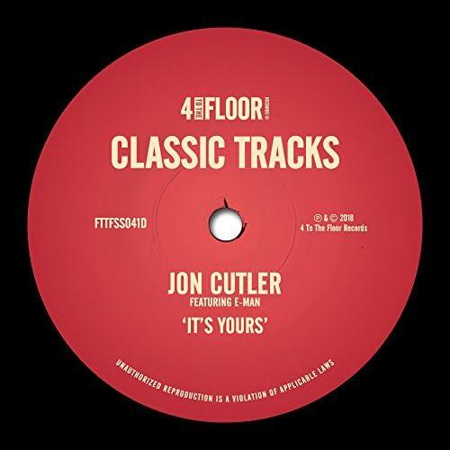 Jon Cutler feat. E-man