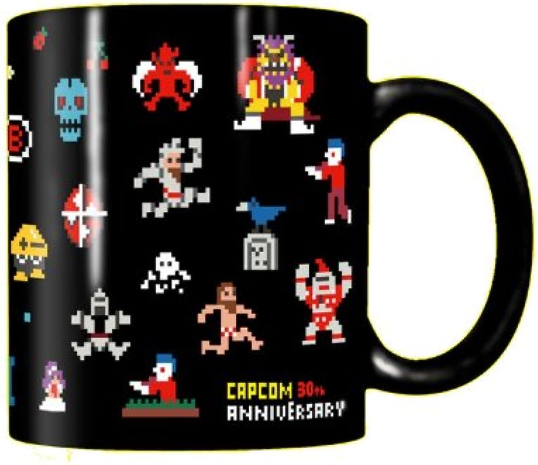 CAPCOM 30th mugs 80's (japan import)