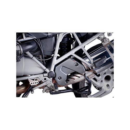 Puig–6802U Deflektor Hinten für Auspuff, BMW R1200GS (05-12) GRI BMW–> R1200GS (04–12) R1200GS Adventure (06–13)