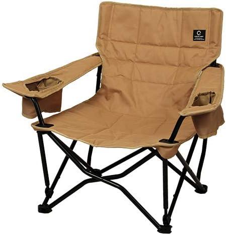 収束式ローチェア One Love chair/クイックキャンプ(QUICKCAMP)