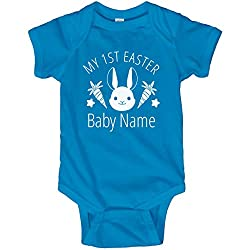 Custom Name Baby's First Easter: Infant Bodysuit