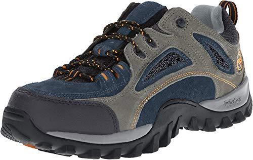 Timberland PRO 61009 Mudsill Low Steel Toe Blue Boots 5.5W