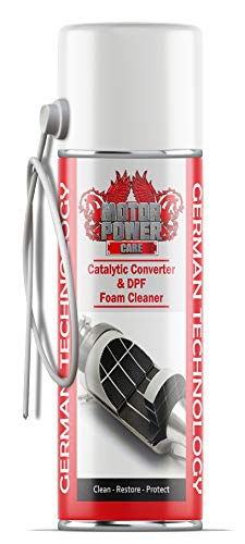 MotorPower Care DPF Diesel particulate Filter Foam Cleaner