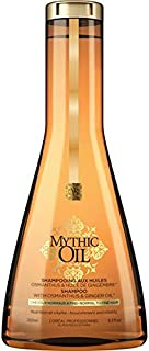 Loreal Mythic Oil Shampoo for Normal to Fine Hair,250ml