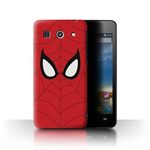 Stuff4 VAR for JP-Marvel Huawei G520 Spider-Man masker geïnspireerd
