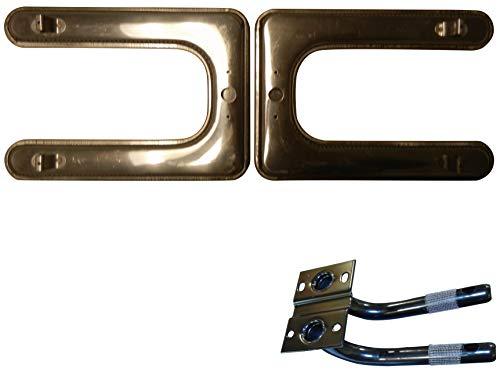 Music City Metals MCM-18202-78202 Brûleur de Remplacement en Acier Inoxydable pour Grils à gaz Sterling