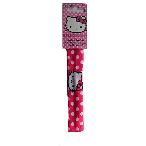 Bandeau cheveux Disney Hello Kitty enfant