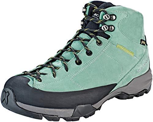 Scarpa Mojito Hike Plus GTX Schuhe Damen Lichen Green Schuhgröße EU 39 2019