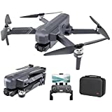 Camcorder Lenses Remote Control FPV Drones with 4K HD Camera Foldable RC Quadcopter 1Battery 32G SD Card