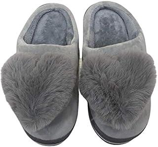 Laxman Das & Sons Style Vogue Female Soft Bottom Indoor Slipper (Laxda1028_Silver_37)
