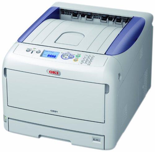 OKI C831n LED Farblaserdrucker (A3/A4, 1200 x 600 DPI)