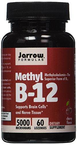 JARROW FORMULAS Methyl B12 METHYLCOBALAMIN 120