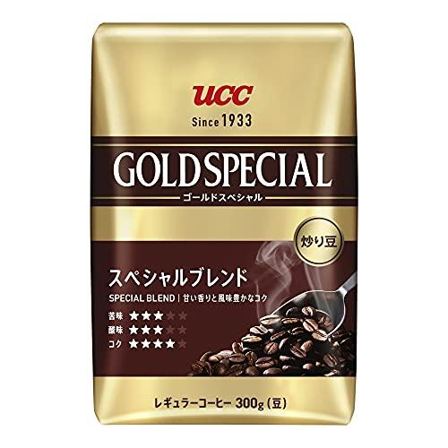 UCC 炒り豆 ゴールドスペシャル スペシャルブレンド AP 300g×6個