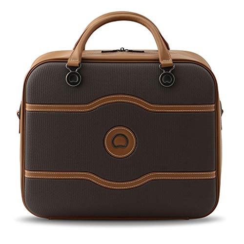 Delsey Women's Bag Organiser, Chocolate, 42cm=16.53''