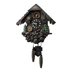 Rhythm Clocks Oswald Cuckoo Clock