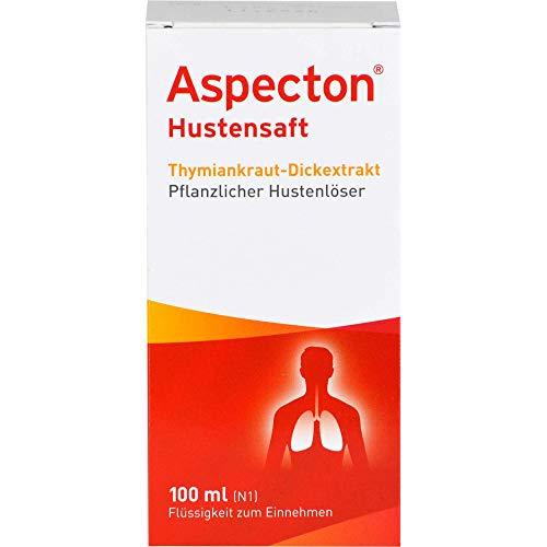 Aspecton Hustensaft, 100 ml Lösung
