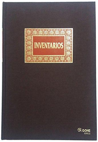 Dohe- Libro de contabilidad, inventarios y balances, folio natural (9915)