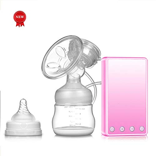 Great Price! LJXWXN Electric Breast Pump, Breast Pump, USB Portable Automatic Silent Breast Pump, Hi...