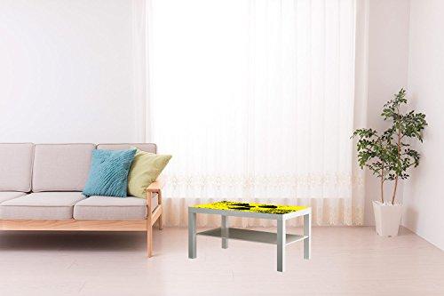 Mesa IKEA Lack Personalizada Radiacción Vinilo Auto Adhesivo | Medidas 1,18 m...