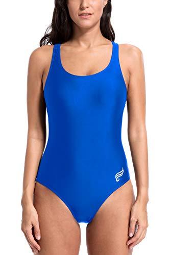 beautyin Women Active One Piece Swimsuit Pro Racerback Swimwear Bathing Suit