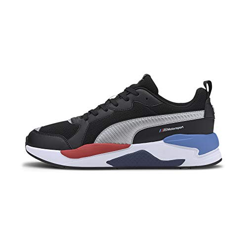 Puma BMW MMS X-Ray, Zapatillas de Running Unisex Adulto, Black, 41 EU