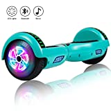"""Best Hoverboards - Felimoda 6.5"""" Hoverboard Self Balancing Scooter with Colorful Review"""